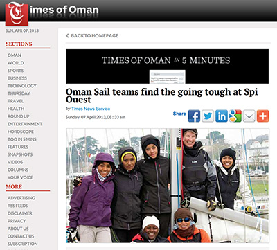 Times of Oman - France
