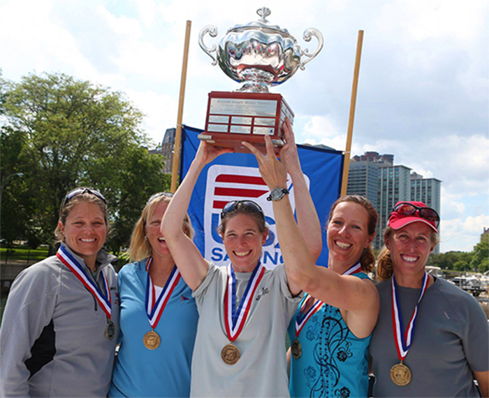 2013 US Womens Match Race Champions