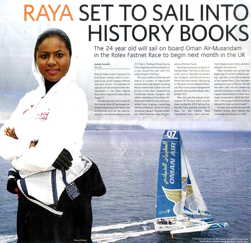 Raya History article