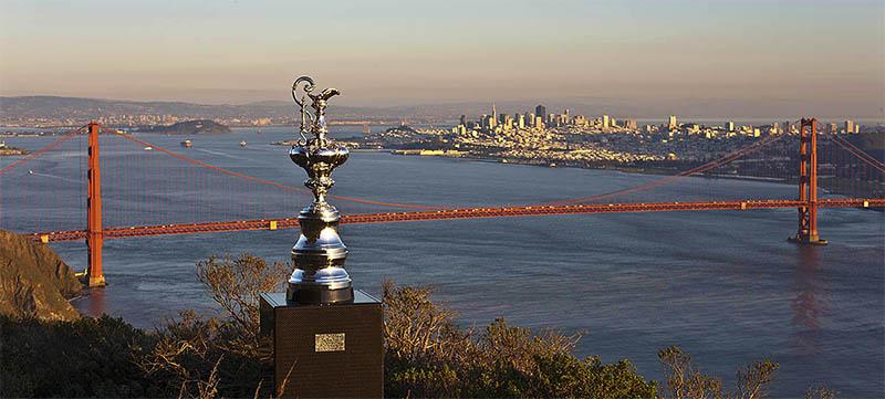 34 americas's cup San Fran
