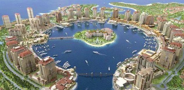 Pearl Marina, Doha - Qatar